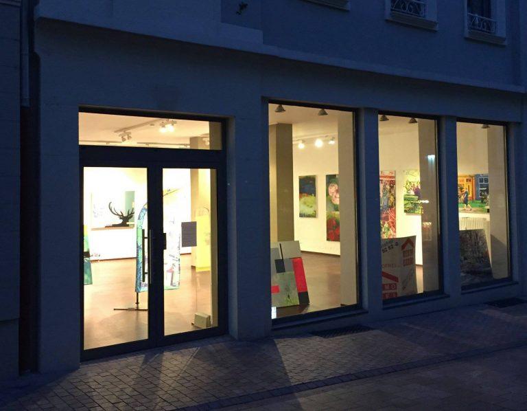 ART-SHOP des Kunstvereins Neustadt an der Weinstraße.
